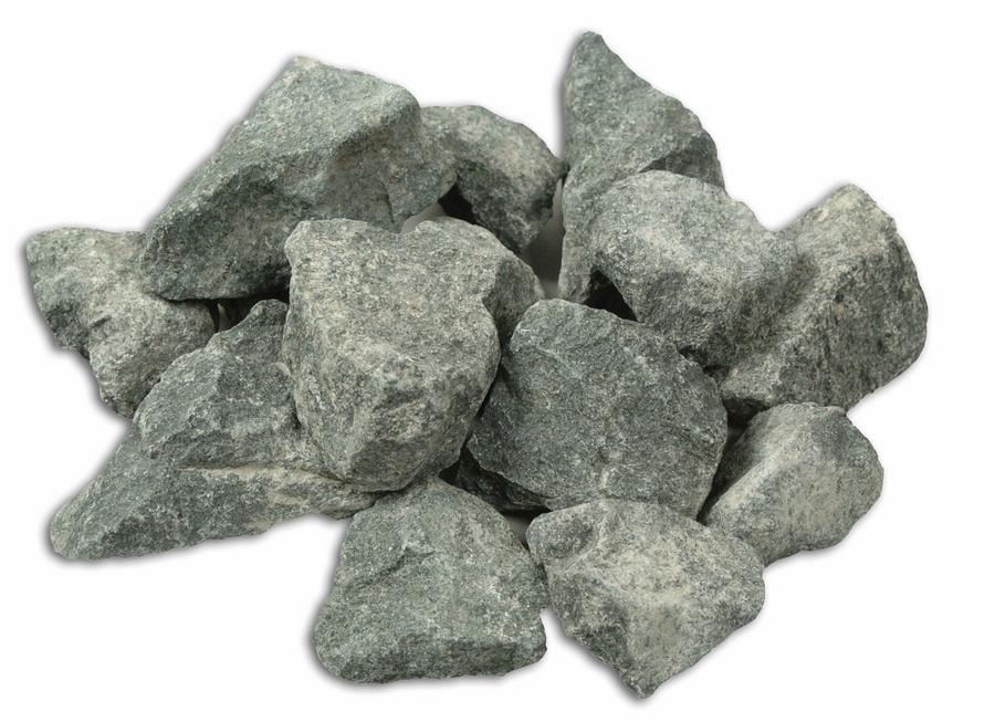 Bruchstein 60/120 grün á 500 Kg