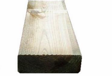 Konstruktionsholz 4,5 cm x 9,5 cm x 5,00 m Kesseldruckimprägniert