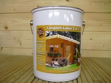 Langzeitlasu 2 in 1 5,0 Liter Eiche hell