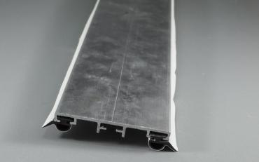 Alu-Mittelprofil 2000 mm für 8er/10er Glasstärke