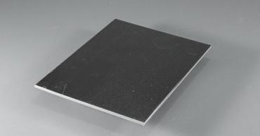 Alu-Verbindungsplatte für Wandanschluss