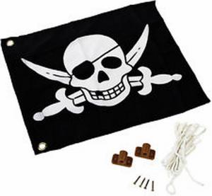 HISS-Fahne Pirat