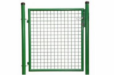 Gartentor 1-flüglig 100x 80 grün